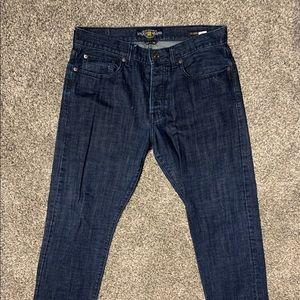 Lucky Brand 121 Heritage Slim Jean - 33/30